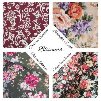 BLOOMERS - CHOICE OF FABRIC