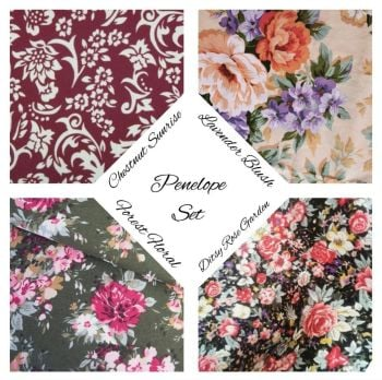 PENELOPE SETS - CHOICE OF FABRIC