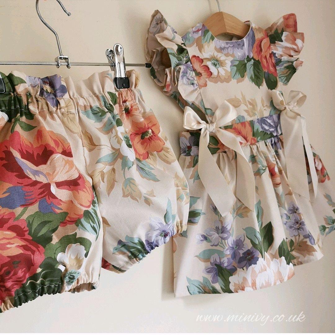 LOULA DRESS SET - LAVENDER BLUSH