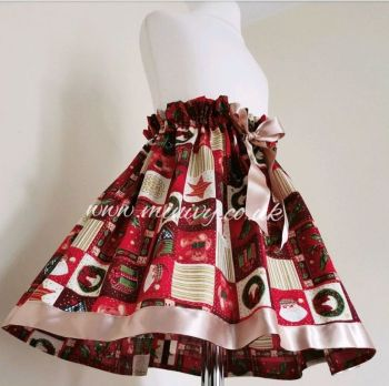 2/3Y CHRISTMAS TREASURES SKIRT
