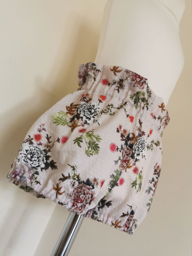 DUSKY FLORAL BLOOMERS
