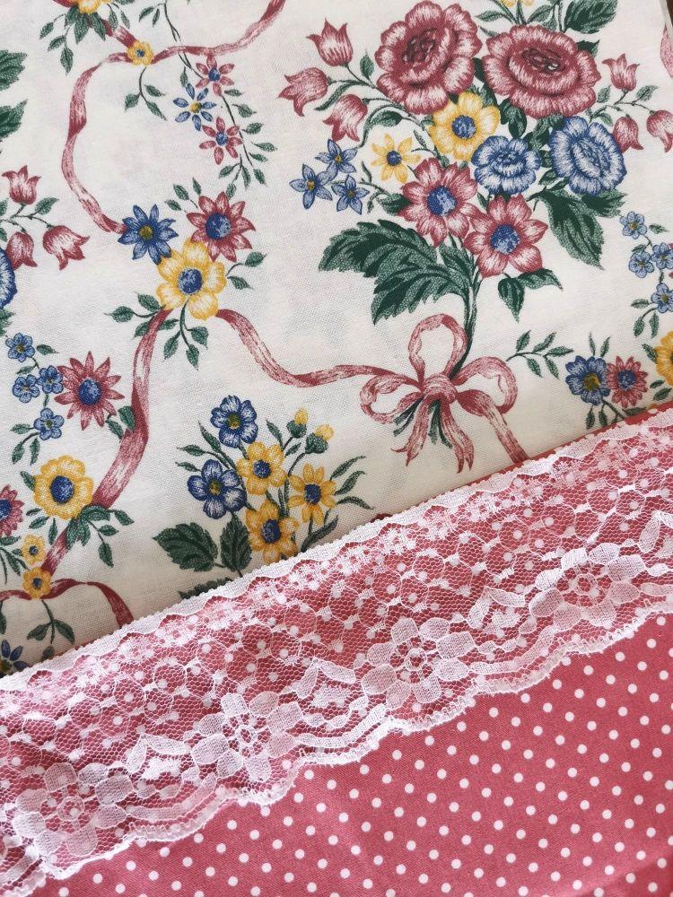 SPRING BOUQUET SLOT - IVY FLUTTER DRESS