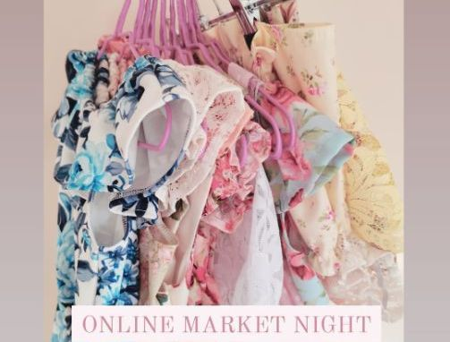 - MARKET NIGHT 21/03 SAMPLE SALE -