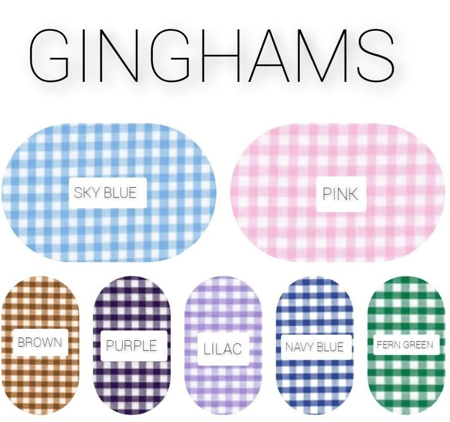 £5 GINGHAM BLOOMS - EASTER WKND DEAL