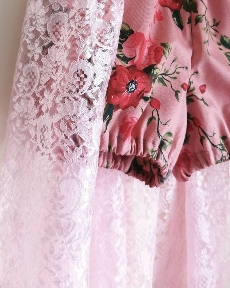 KEIRA BLOOMERS - VINTAGE ROSE CHAMBRE / PINK PAISLEY