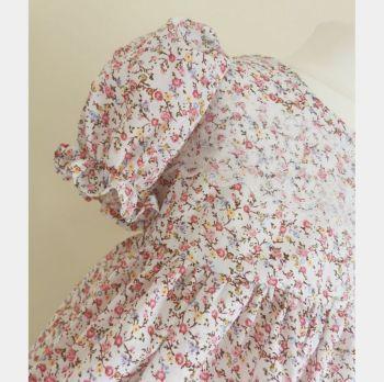 SUMMER SALE ☀️ BETSY DRESS - SUMMER BLOSSOM 40% OFF