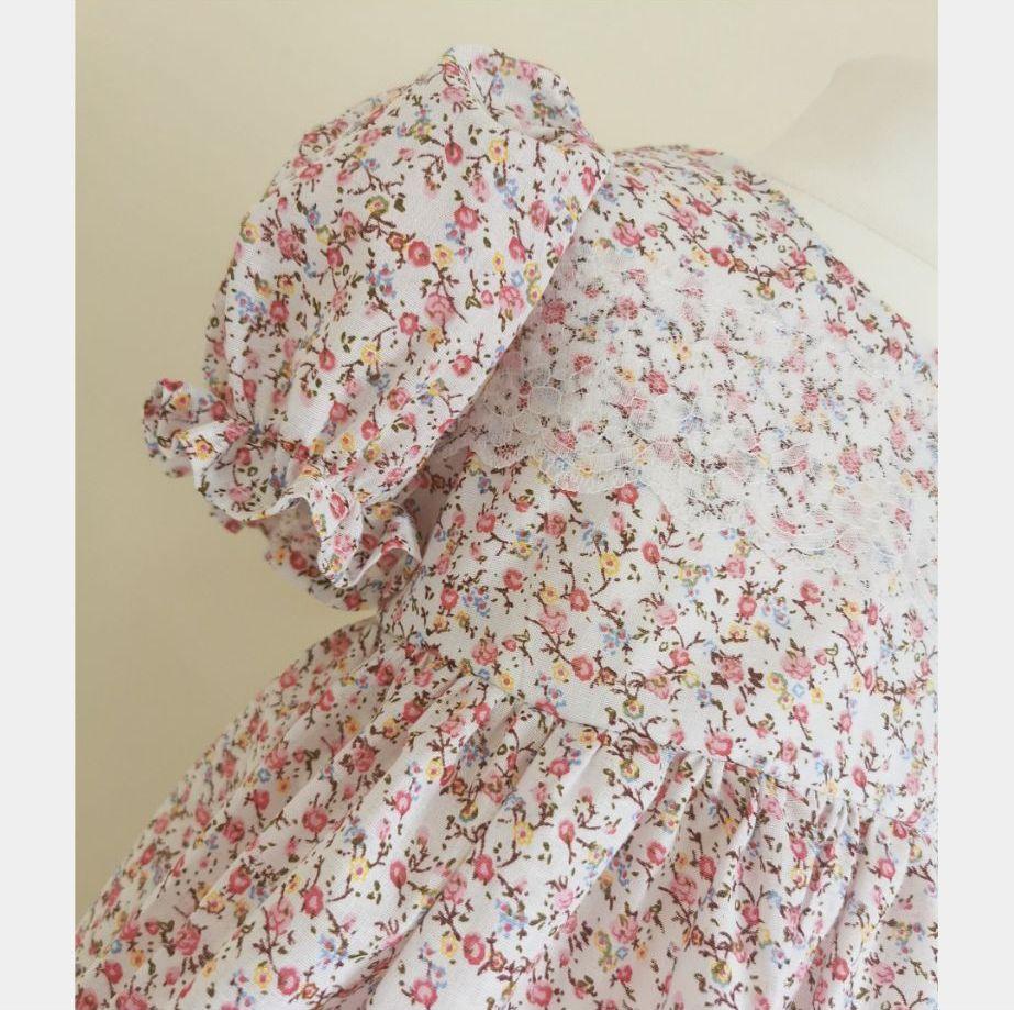 SUMMER SALE ☀️ BETSY DRESS - SUMMER BLOSSOM