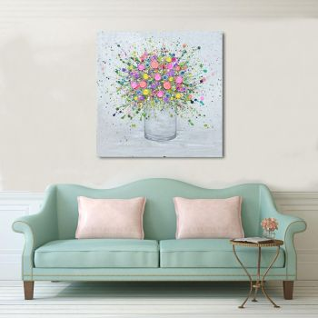 "CANVAS PRINT - ""Love At First Sight"" From £65"