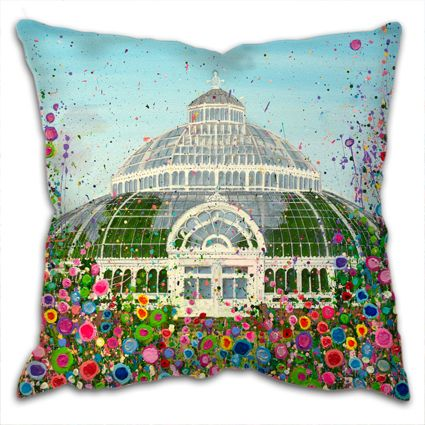 CUSHION - The Palm House, Liverpool