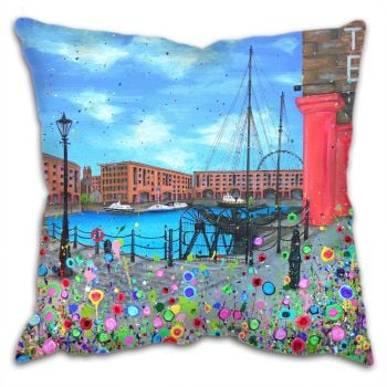 CUSHION - The Royal Albert Dock, Liverpool