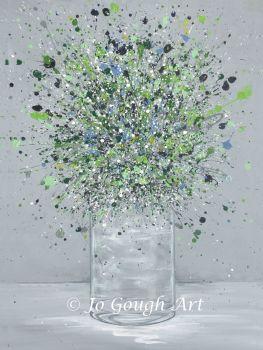 "ORIGINAL ARTWORK - ""Simply Beautiful"" (90x60cm)"