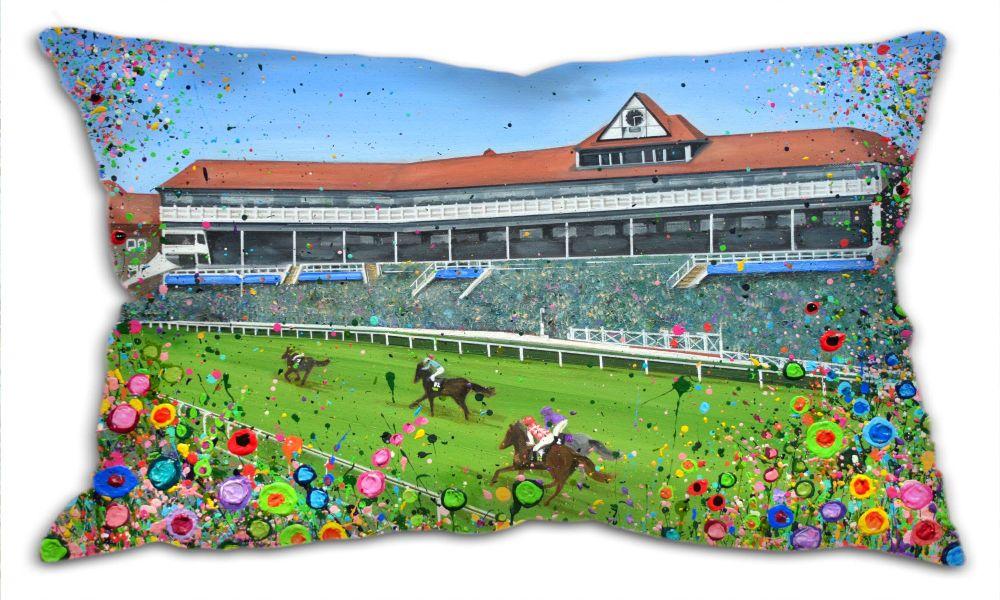 CUSHION - Chester Racecourse (50x30cm)