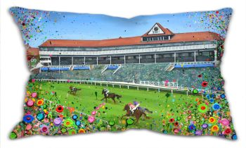 CUSHION - Chester Racecourse (50x30cm)