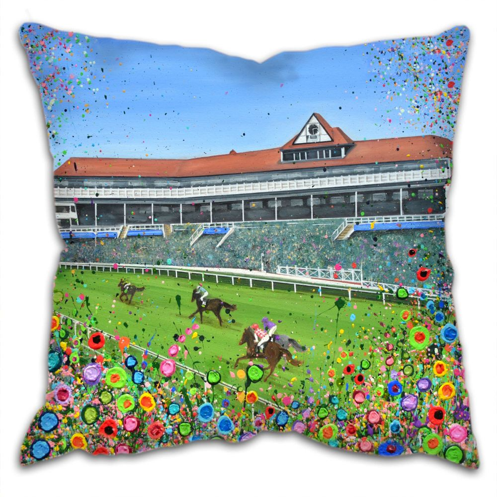CUSHION - Chester Racecourse (45x45cm)