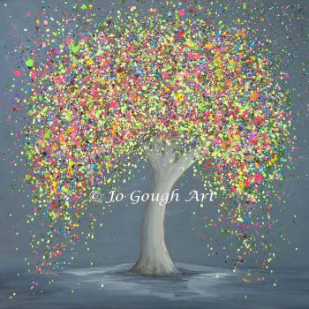 """FINE ART GICLEE PRINT - """"Happy Love"""" From £10"""