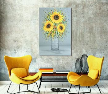"""CANVAS PRINT  - """"You're My Sunshine"""" From £55"""