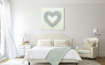 "CANVAS PRINT - ""Loving You"" From £65"