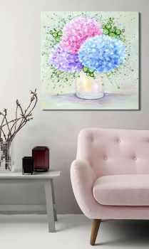 """CANVAS PRINT - """"My One True Love"""" From £65"""