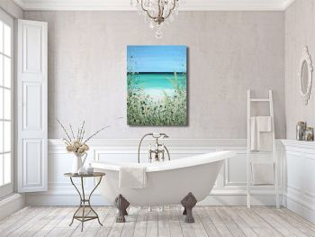 """CANVAS PRINT  - """"Dreaming Of You"""" From £75"""