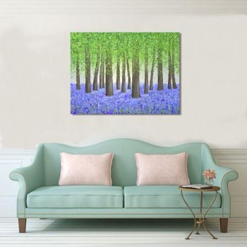 """CANVAS PRINT  - """"Everlasting Love"""" From £55"""