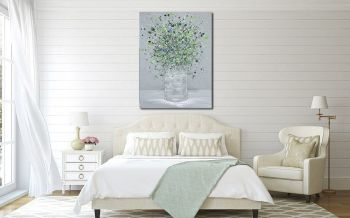 """CANVAS PRINT  - """"Simply Beautiful"""" From £75"""
