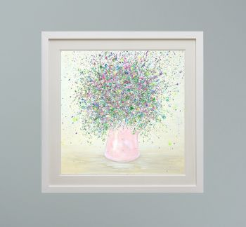 """DUO FRAMED PRINT - """"Always & Forever"""" FROM  £165"""
