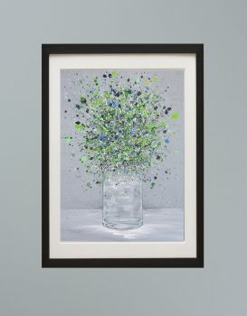 """DUO FRAMED PRINT - """"Simply Beautiful"""" FROM £185"""