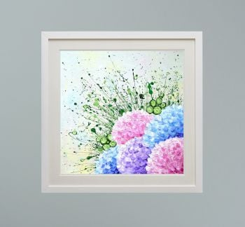 """DUO FRAMED PRINT - """"It Was Always You"""" FROM  £165"""
