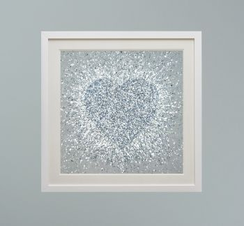 """DUO FRAMED PRINT - """"Pure Love"""" FROM  £165"""