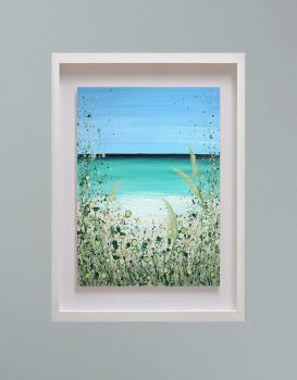 """MIRAGE FRAMED PRINT - """"Dreaming Of You"""" (30x24"""")"""