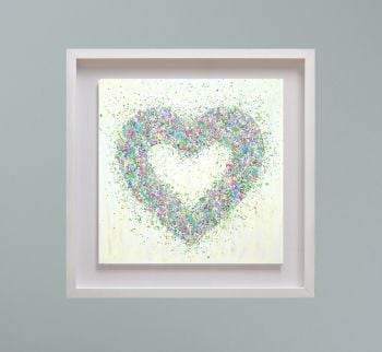 """MIRAGE FRAMED PRINT - """"Loving You"""" FROM  £195"""