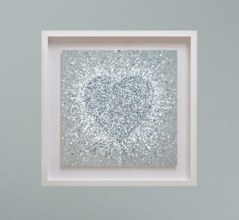 """MIRAGE FRAMED PRINT - """"Pure Love"""" FROM  £195"""