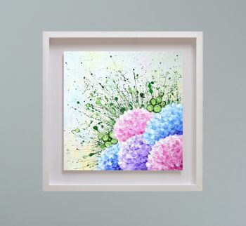 """MIRAGE FRAMED PRINT - """"It Was Always You"""" FROM  £195"""