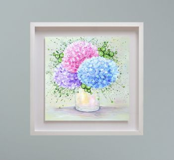 """MIRAGE FRAMED PRINT - """"My One True Love"""" FROM  £195"""