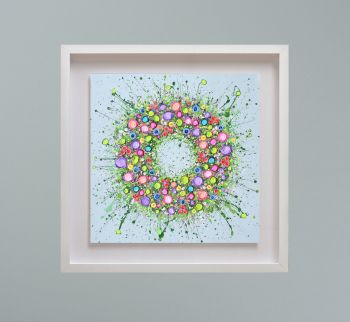 """MIRAGE FRAMED PRINT - """"The Circle Of Life"""" FROM  £195"""