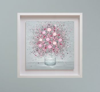 """MIRAGE FRAMED PRINT - """"You Make Me Blush"""" FROM  £195"""