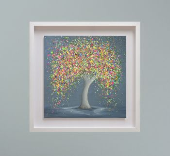 """MIRAGE FRAMED PRINT - """"Happy Love"""" FROM  £195"""