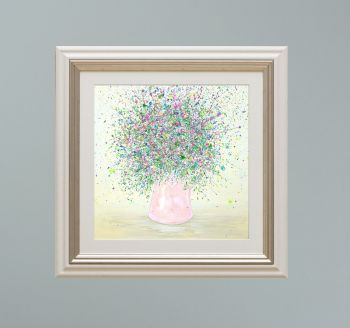 """VIENNA FRAMED PRINT - """"Always & Forever"""" FROM  £165"""