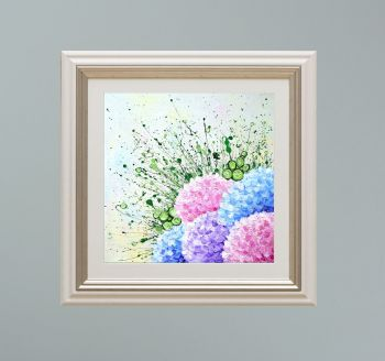 """VIENNA FRAMED PRINT - """"It Was Always You"""" FROM  £165"""