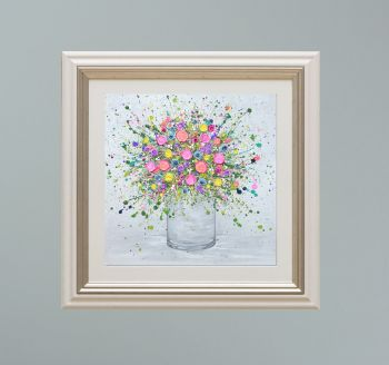 """VIENNA FRAMED PRINT - """"Love At First Sight"""" FROM  £165"""