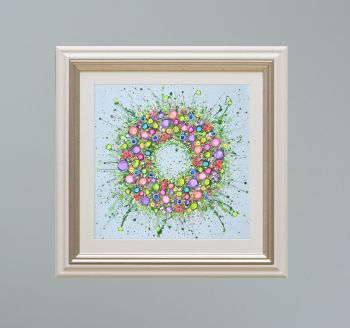 """VIENNA FRAMED PRINT - """"The Circe Of Life"""" FROM  £165"""