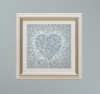 """VIENNA FRAMED PRINT - """"Pure Love"""" FROM  £165"""