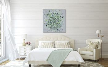 """CANVAS PRINT - """"Simply Beautiful"""" (NO VASE) From £65"""