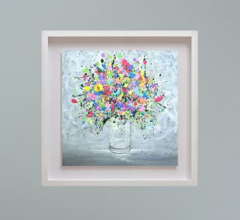 """MIRAGE FRAMED PRINT - """"You're My Summer Love"""" FROM  £195"""