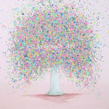 "ORIGINAL ART WORK - ""My Sweet Love"" (60x60cm)"
