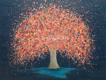 """ORIGINAL ART WORK - """"Eternal Love"""" (80x60cm)"""