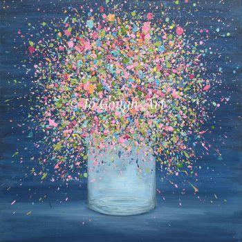 "FINE ART GICLEE PRINT - ""Bring Me Joy"" From £10"
