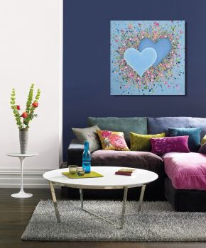 """CANVAS PRINT - """"Hope In Our Hearts"""" From £65"""