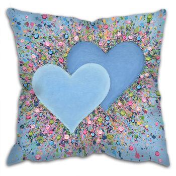 """CUSHION - """"Hope In Our Hearts"""""""