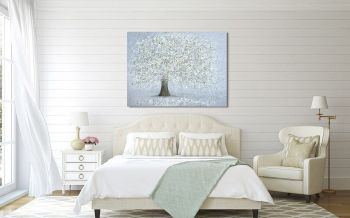 """CANVAS PRINT  - """"Serene Love"""" From £55"""
